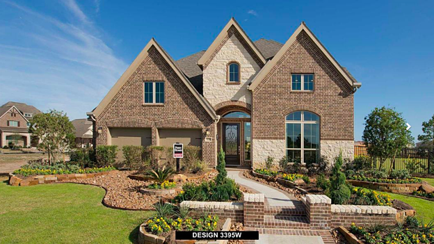 Perry homes new construction tomball