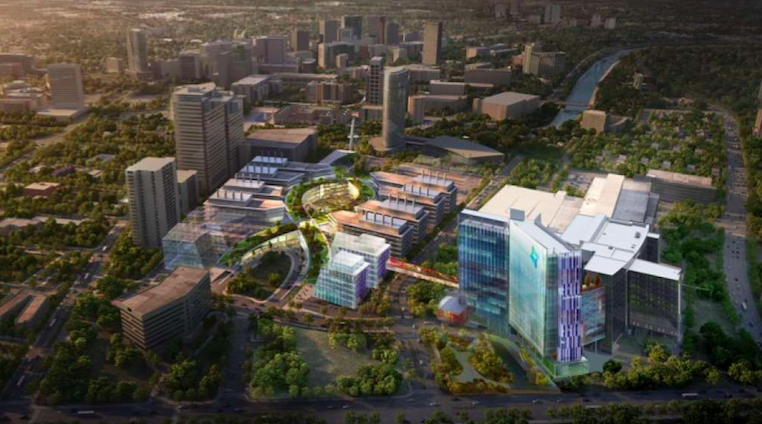 houston new medical center