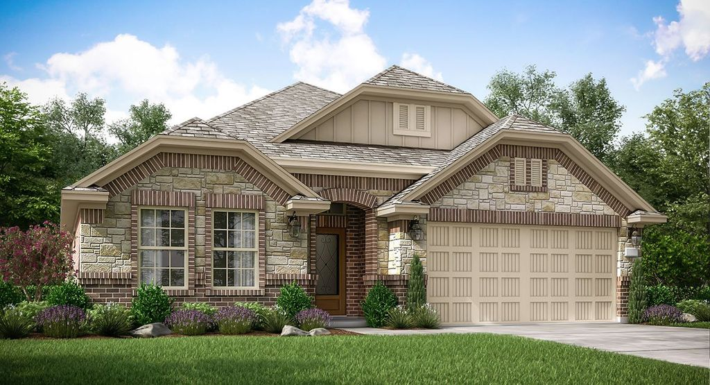 lennar homes new construction tomball