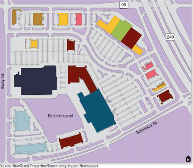 Reserve At Town Center: Grand Parkway Town Center Coming Soon